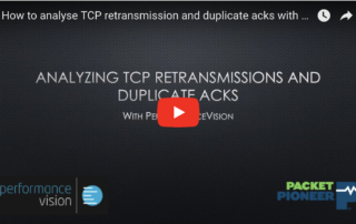 Video performance vision TCP Series #4: How to analyze TCP Windows problems